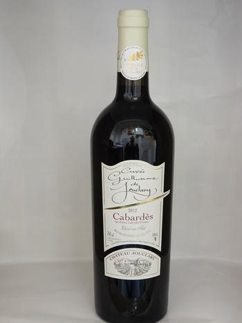 Dans votre cave à vin: La Cuvée Guillaume de Jouclary - AOC Cabardès