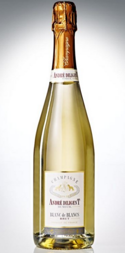 Dans votre cave à vin: Le Champagne André Diligent et Fils