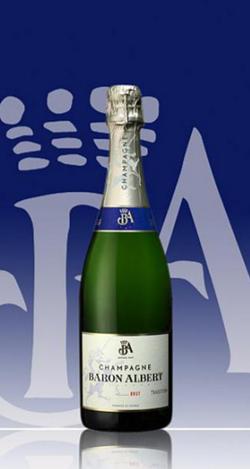 Dans votre cave à vin: Le Champagne Baron Albert
