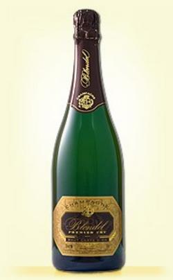 Dans votre cave à vin: Le Champagne Blondel