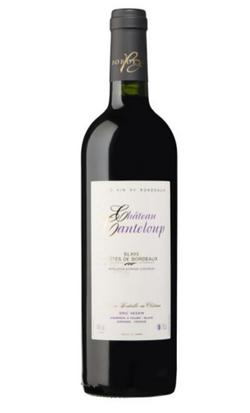 Dans votre cave à vin: Le Chateau Canteloup AOP Côtes de Blaye 2014