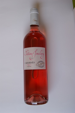 Dans votre cave à vin: Le Château Jouclary - Rosé- AOC Cabardès