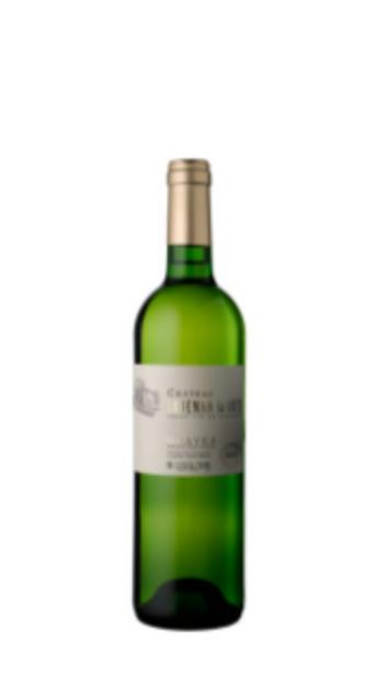 Dans votre cave à vin: Le Château LUDEMAN LA COTE - Graves Blanc