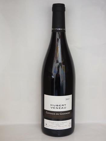 Dans votre cave à vin: Le COTEAUX DU GIENNOIS Hubert Veneau