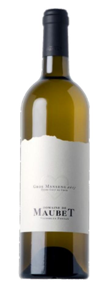 Dans votre cave à vin: Le DOMAINE DE MAUBET CUVÉE COUP DE COEUR