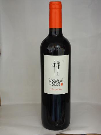 Dans votre cave à vin: Le DOMAINE LE NOUVEAU MONDE Vin de pays d'Oc