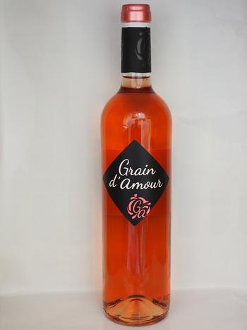 Dans votre cave à vin: Grain d''amour, LES VIGNERONS DU BRULHOIS à Donzac (82)