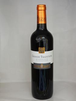 Dans votre cave à vin: Le Minervois Puzol- AOP Minervois Vin Rouge