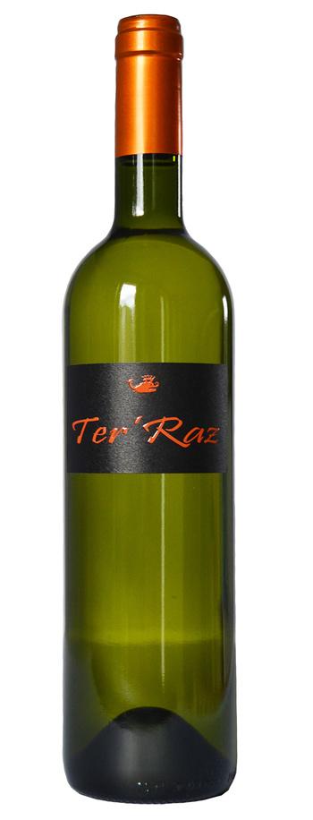 Dans votre cave à vin: Le Ter''raz Blanc