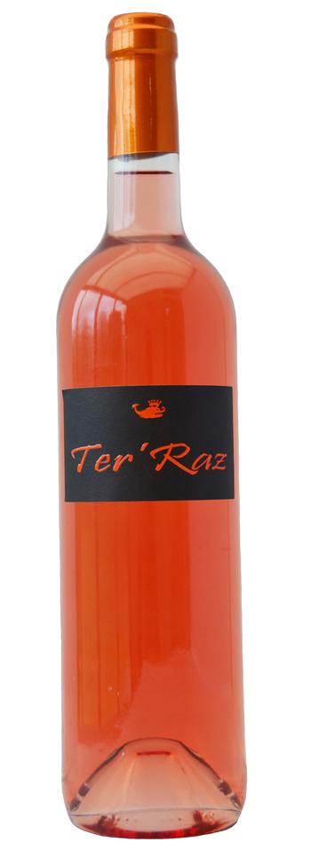 Dans votre cave à vin: Le Ter''Raz rosé