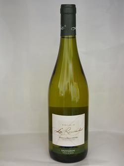 Dans votre cavre à vin: Le Domaine de La Renaudie Sauvignon de Touraine 2015