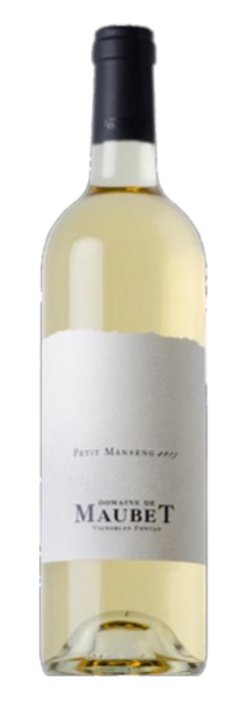 Dans votres cave à vin: Le DOMAINE DE MAUBET PETIT MANSENG