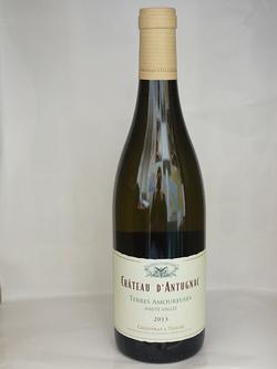 Dans votre cave à vin: Le Limoux Blanc ''''Terres Amoureuses'''' 2012 - Château d''Antugnac