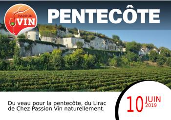 La Pentecôte avec Passion Vin