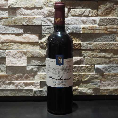 Château Haut-Gravat Rouge Médoc 2016 0