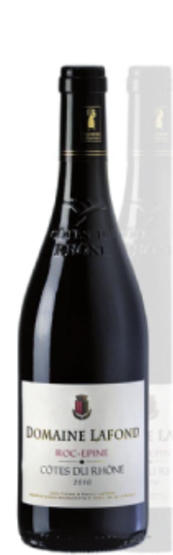 Dans votre cave à vin: Le Domaine Lafond
